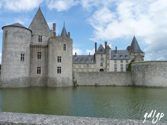 Sully sur Loire: Le château