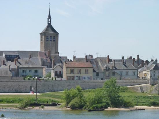 Bourg de Jargeau