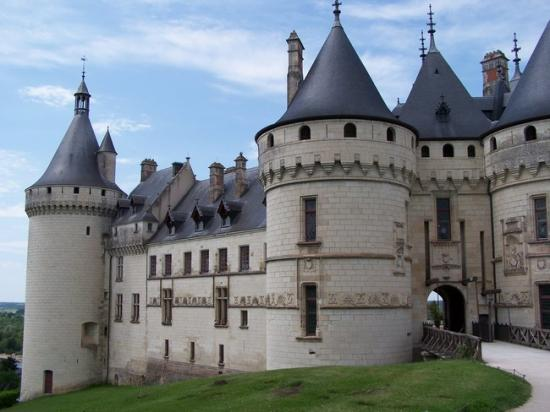 Chaumont: Le château