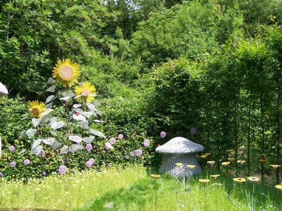 Chaumont: le Jardin